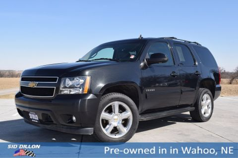 Pre-Owned 2012 Chevrolet Tahoe LT With Navigation & 4WD