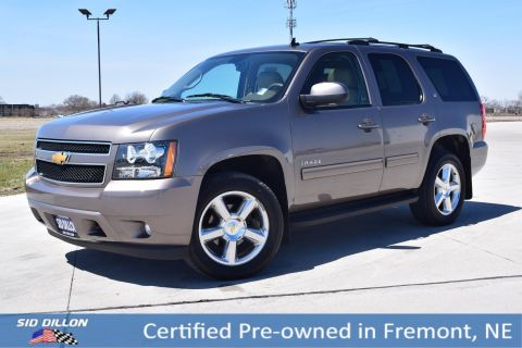 Certified Pre-Owned 2013 Chevrolet Tahoe LT With Navigation & 4WD