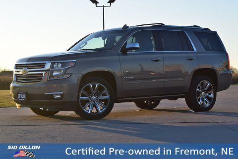 Certified Pre-Owned 2018 Chevrolet Tahoe Premier