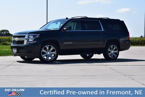 Certified Pre-Owned 2015 Chevrolet Suburban LT