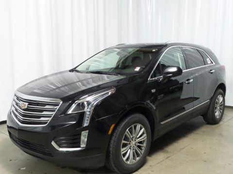 New 2017 Cadillac XT5 Luxury AWD AWD