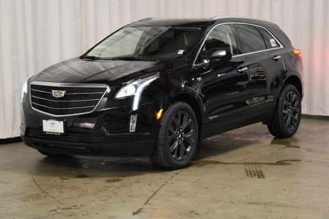 New 2018 Cadillac XT5 Luxury AWD AWD
