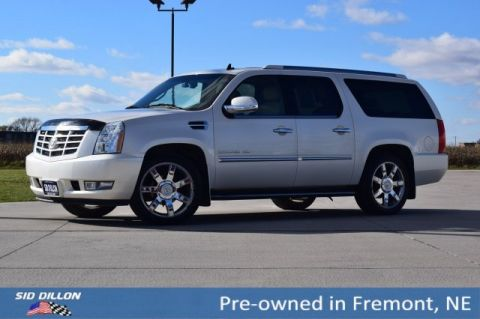 Pre-Owned 2012 Cadillac Escalade Luxury