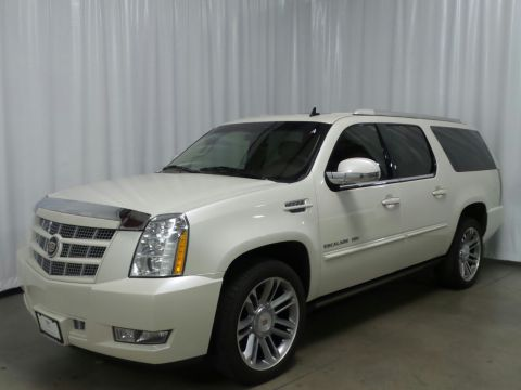 Pre-Owned 2014 Cadillac Escalade ESV Premium With Navigation & AWD
