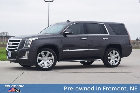 Pre-Owned 2015 Cadillac Escalade Luxury With Navigation & 4WD