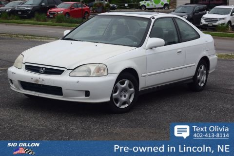 Pre-Owned 2000 Honda Civic EX