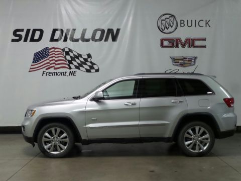 Pre-Owned 2011 Jeep Grand Cherokee 70th Anniversary With Navigation & 4WD