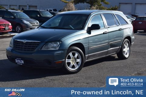 Pre-Owned 2006 Chrysler Pacifica 5DR WGN AWD