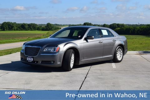 Pre-Owned 2012 Chrysler 300 4DR SDN RWD