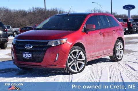 Pre-Owned 2011 Ford Edge Sport