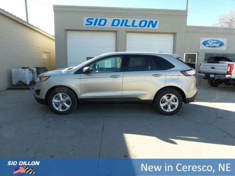 New 2017 Ford Edge SE AWD