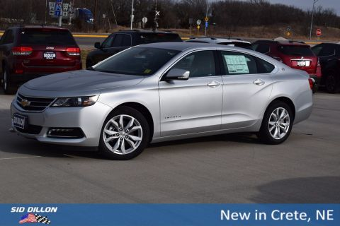 New 2018 Chevrolet Impala LT FWD 4 Door Sedan
