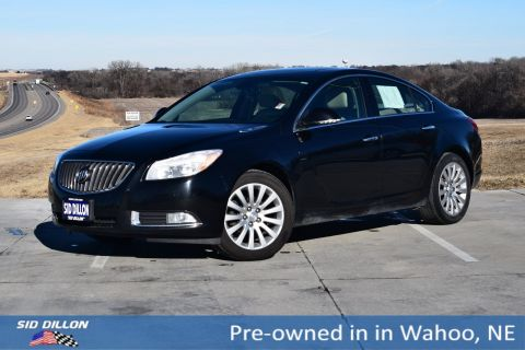 Pre-Owned 2012 Buick Regal Premium 1