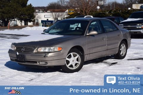 Pre-Owned 2001 Buick Regal LS