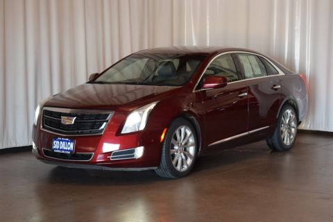 Certified Pre-Owned 2016 Cadillac XTS Luxury Collection