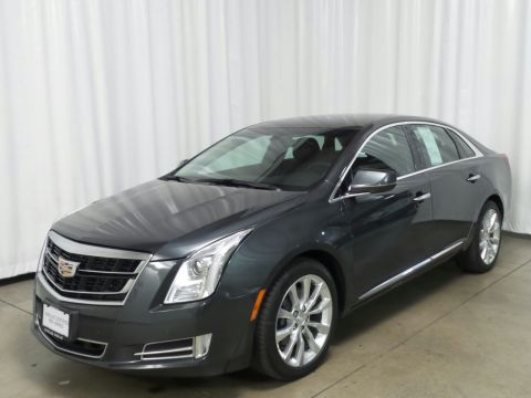 Certified Pre-Owned 2017 Cadillac XTS Luxury AWD