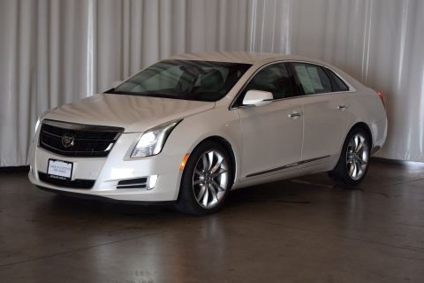 Certified Pre-Owned 2014 Cadillac XTS Premium