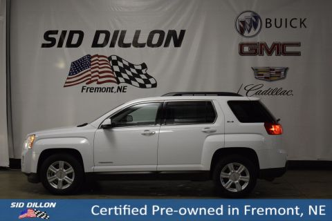 Certified Pre-Owned 2014 GMC Terrain SLE