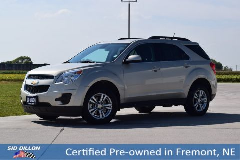 Certified Pre-Owned 2014 Chevrolet Equinox LT FWD SUV