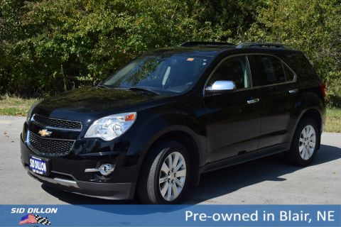 Pre-Owned 2011 Chevrolet Equinox LT w/2LT FWD SUV