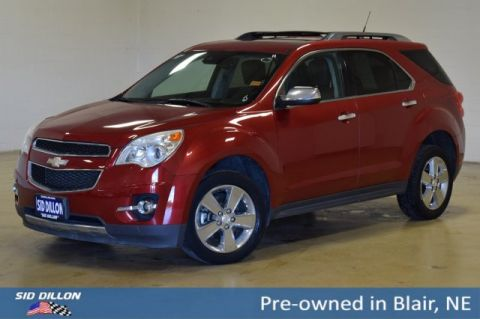 Pre-Owned 2011 Chevrolet Equinox LT w/1LT SUV in Fremont
