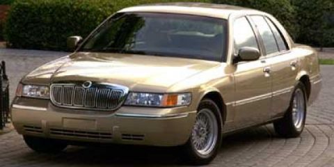 Pre-Owned 2002 Mercury Grand Marquis LS Ultimate
