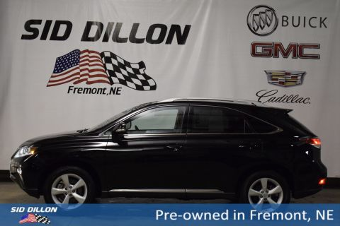 Pre-Owned 2015 Lexus RX 350 4DR AWD