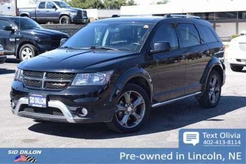 Pre-Owned 2014 Dodge Journey Crossroad