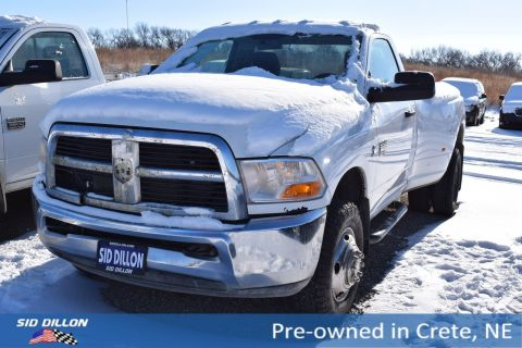 Pre-Owned 2012 Ram 3500 ST 4WD
