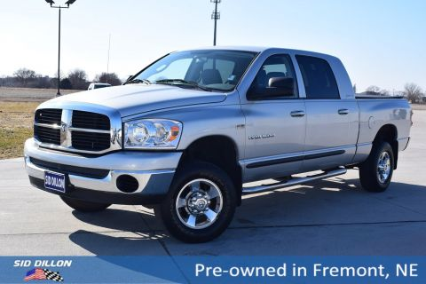 Pre-Owned 2007 Dodge 1500 SLT 4WD