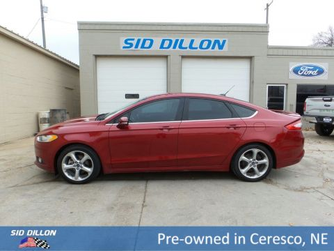 Pre-Owned 2015 Ford Fusion SE FWD 4 Door Sedan