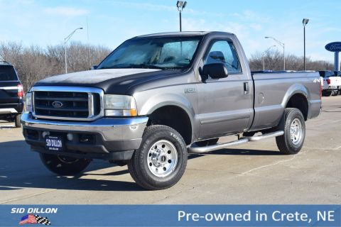 Pre-Owned 2003 Ford F-250 XLT