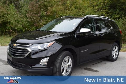 New 2018 Chevrolet Equinox Premier AWD