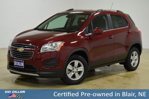 Certified Pre-Owned 2016 Chevrolet Trax LT AWD