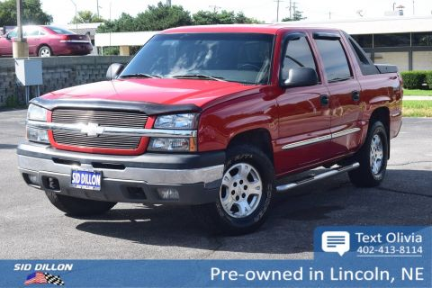 Pre-Owned 2003 Chevrolet Avalanche 5DR 4WD 1500