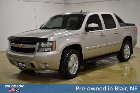 Pre-Owned 2008 Chevrolet Avalanche LT w/1LT