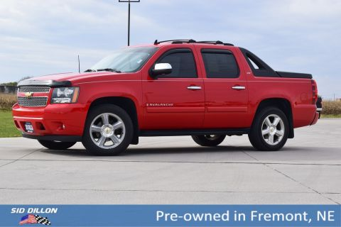 Pre-Owned 2008 Chevrolet Avalanche LTZ