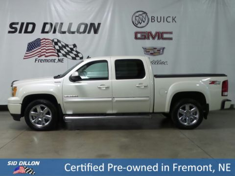 Certified Pre-Owned 2013 GMC Sierra 1500 SLT 4WD