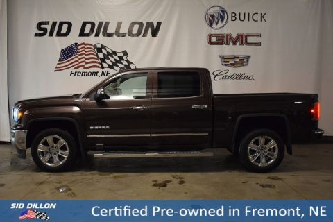 Certified Pre-Owned 2016 GMC Sierra 1500 SLT