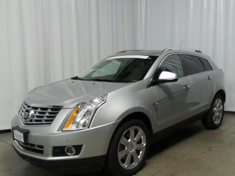 Certified Pre-Owned 2016 Cadillac SRX Performance Collection With Navigation & AWD
