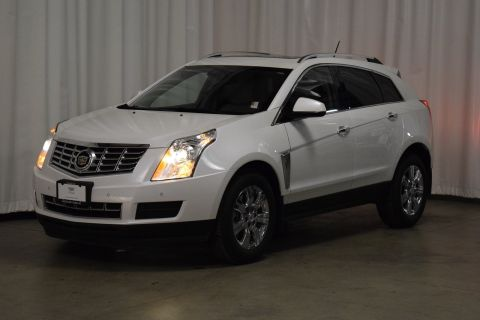 Certified Pre-Owned 2016 Cadillac SRX Luxury Collection