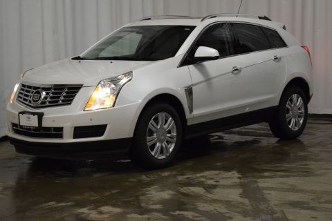 Certified Pre-Owned 2015 Cadillac SRX Luxury Collection AWD