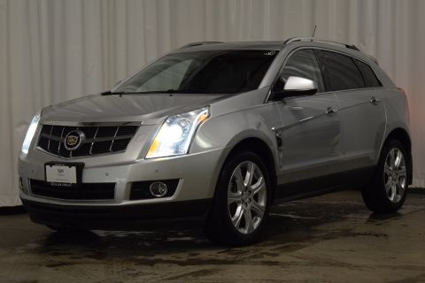 Pre-Owned 2010 Cadillac SRX Performance Collection AWD