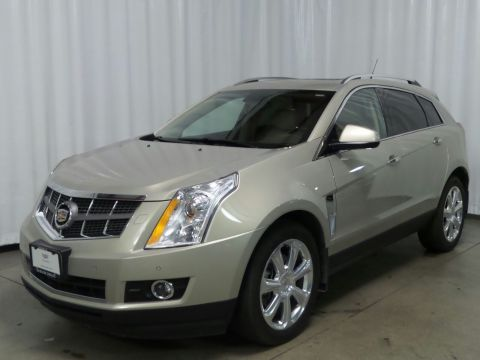 Pre-Owned 2011 Cadillac SRX Premium Collection AWD