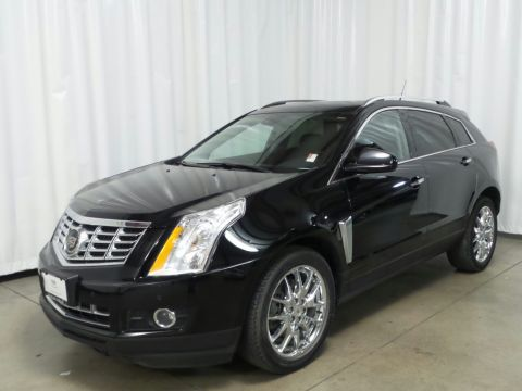 Pre-Owned 2014 Cadillac SRX Premium Collection With Navigation & AWD