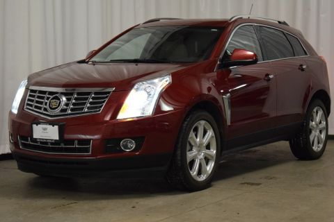 Pre-Owned 2013 Cadillac SRX Premium Collection With Navigation & AWD