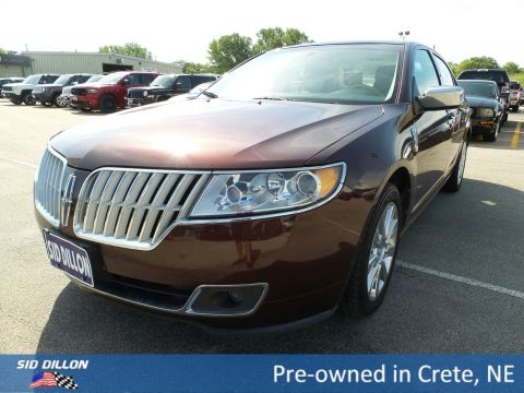 Pre-Owned 2012 Lincoln MKZ 4DR SDN AWD AWD