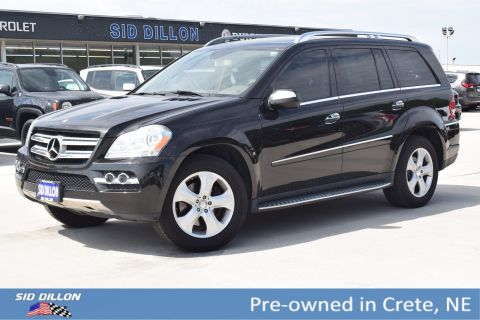 Pre-Owned 2010 Mercedes-Benz GL-Class GL 450