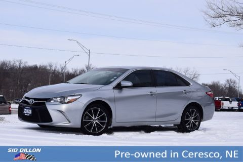 Pre-Owned 2015 Toyota Camry XSE FWD 4 Door Sedan