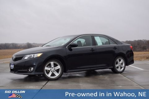 Pre-Owned 2012 Toyota Camry LE FWD 4 Door Sedan